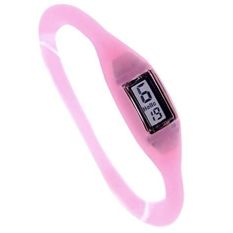 Negative Ion L by Digital Rubber Jelly Anion Negative Ion Sports Bracelet
