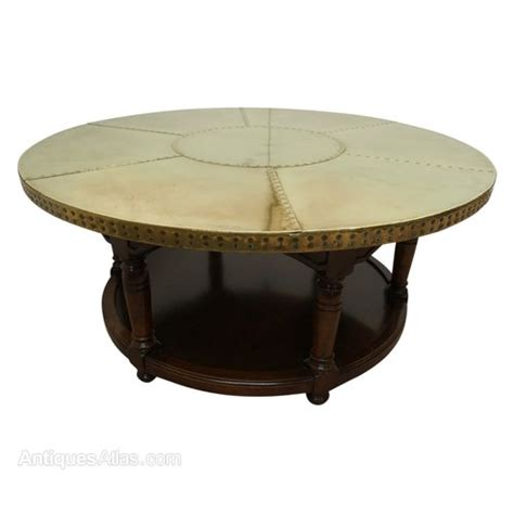 circular coffee tables circular brass coffee table antiques atlas