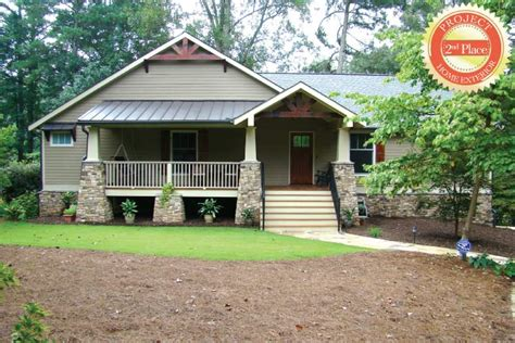 Small Cottage House Plans With Porches home renovations before amp after articles atlanta home