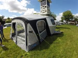 touring caravan awnings ka pop air pro 365 eriba caravan awning 2017 caravan