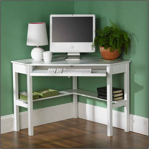 Small Corner Computer Desks Small Spaces Download Page Corner Desks Small Spaces