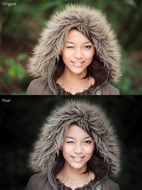 lightroom tutorial for portrait step by step portrait processing in lightroom