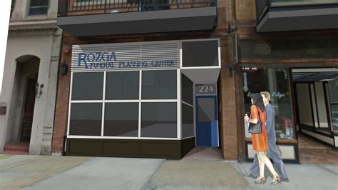 rozga funeral opening downtown to serve growing population