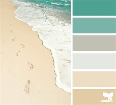 color palettes from the shore bliss living