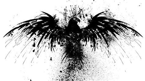 black and white wallpaper b m black and white swans in love wallpaper black raven bird