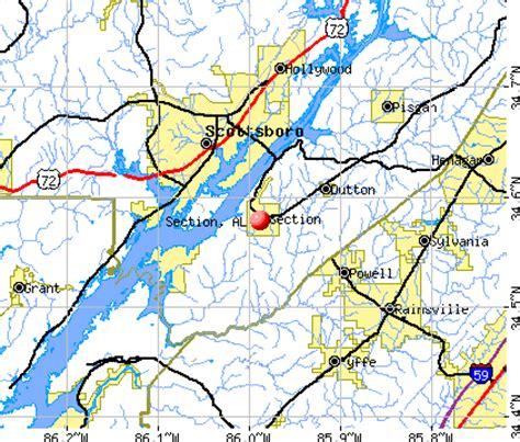 Section Alabama Zip Code by Section Alabama Al 35771 Profile Population Maps