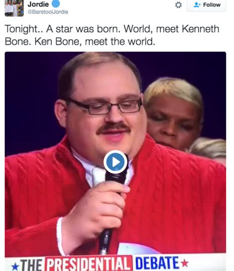 Ken Meme - ken bone ken bone know your meme
