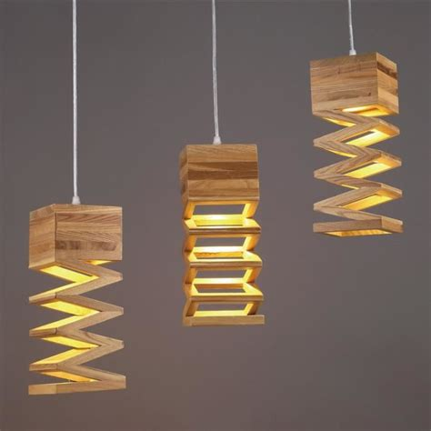 impressive wood lamps      wow page