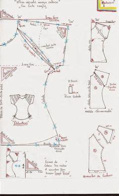 pattern maker louisiana el costurero de stella trazo de la manga raglan paso 1