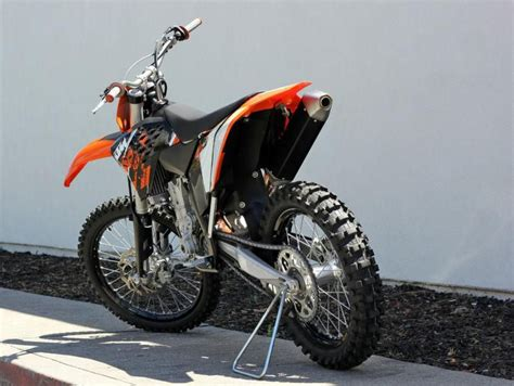 2009 Ktm 450sxf Buy 2009 Ktm 450 Sx F Motorcross Motorcycle On 2040 Motos