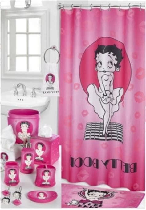 marilyn bathroom accessories betty boop marilyn kisses bathroom accessories