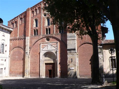 santo di pavia 29 marzo con il touring dalla pi 249 antica chiesa di
