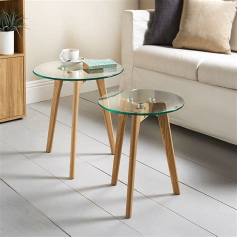 Glass Top Esszimmer Set by Aiden Table Set 2pc Furniture Living Room B M