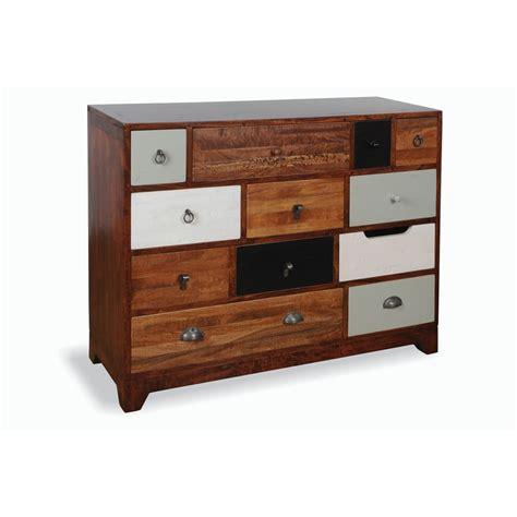 schublade englisch vintage chest of 12 drawers in cherry
