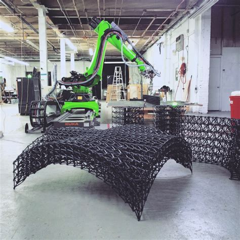 branch technology 3d daily 3d printing a better skeleton for concrete structures