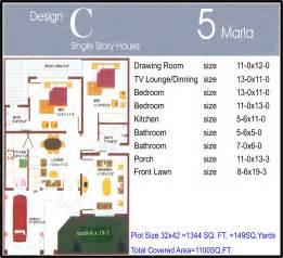 15 60 Duplex House Plan 5 marla design c final civil engineers pk