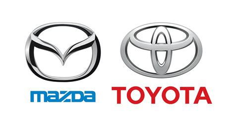 mazda car logo what does the toyota mazda partnership mean for shoppers