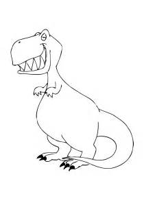 dinosaur color free printable dinosaur coloring pages for