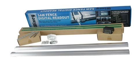 Wixey Saw Fence Digital Readout Woodworksupplies Com Au