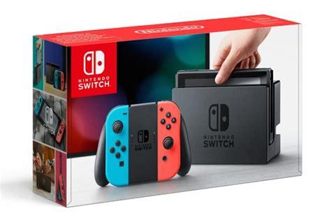 nuova console nintendo nintendo switch tutte le caratteristiche della nuova