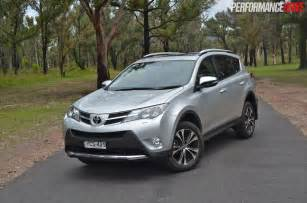 Toyota Rav4 2015 Review 2015 Toyota Rav4 Performance Review Auto Car Specs