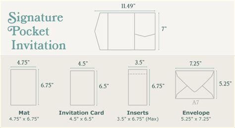 Wedding Card Size Template by Diy Wedding Invitations Guide Cards Pockets