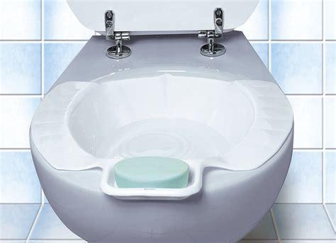 wc einsatz bidet bidet einsatz alltagshilfen bader