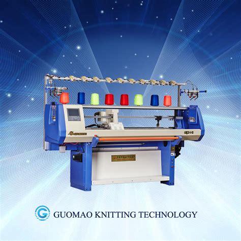 knitting machine computer 2015 new single system computer flat knitting machine 44