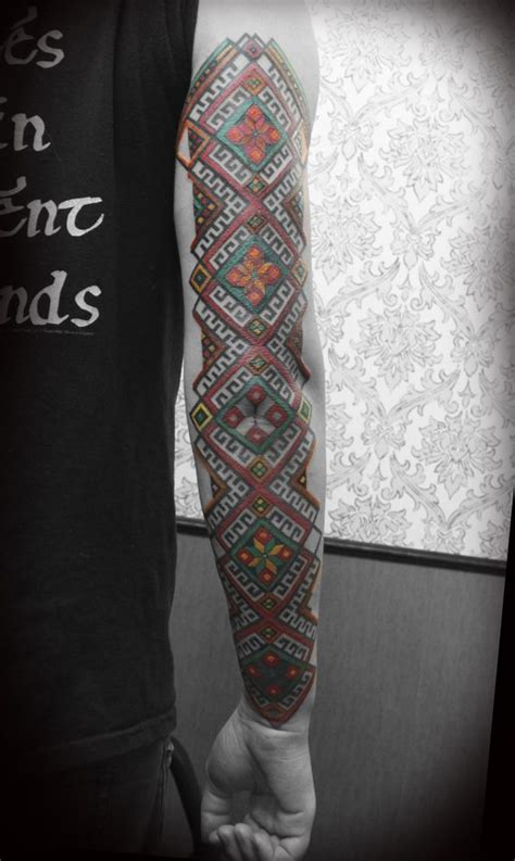 ukrainian style tattoo tattoo pinterest sleeve and