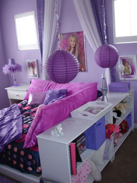hannah montana bedroom best 20 purple kids rooms ideas on pinterest