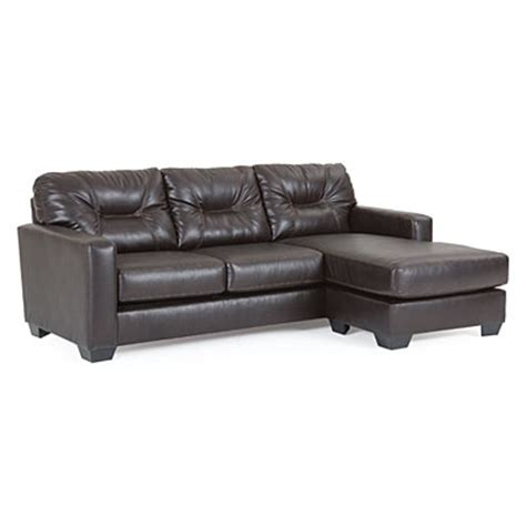 big lots chaise view signature design by ashley 174 alluvia sofa with
