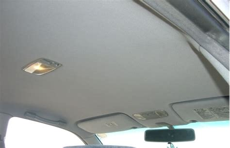 Car Interior Ceiling Cloth by How To Clean Car Roof Lining How To Articles Cardekho