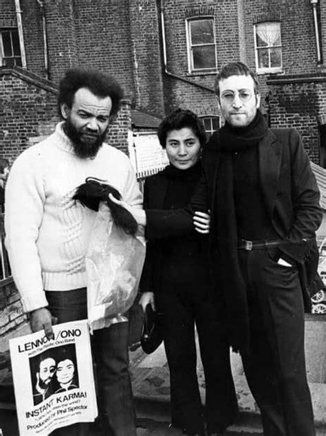 john lennon and yoko ono biography john lennon yoko ono and michael x 4 february 1970 the