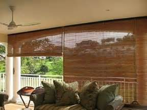 bamboo patio shades 17 best ideas about outdoor blinds on patio