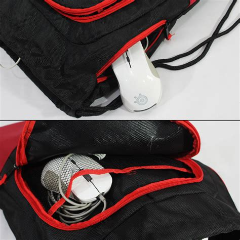 Tas Ransel Dota 2 Pikapikani pull bag logitech