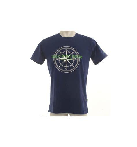 Kaos Santai Pendek Oblong t shirt kaos oblong cowok lengan pendek hugo 012011343