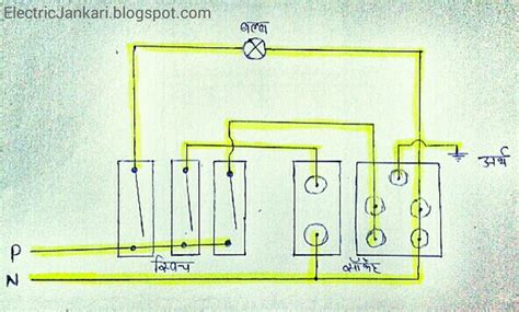 electrical switch board connection kaise kare with