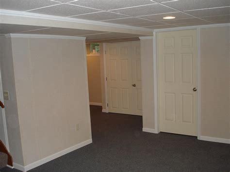 total basement finishing