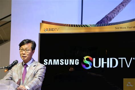Samsung Di Malaysia Hari Ini samsung memperkenalkan televisyen pintar suhd melengkung