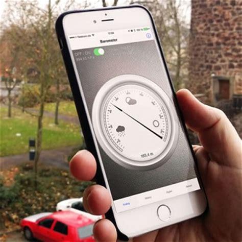 iphone 6 barometer sensor features | iphonetricks.org