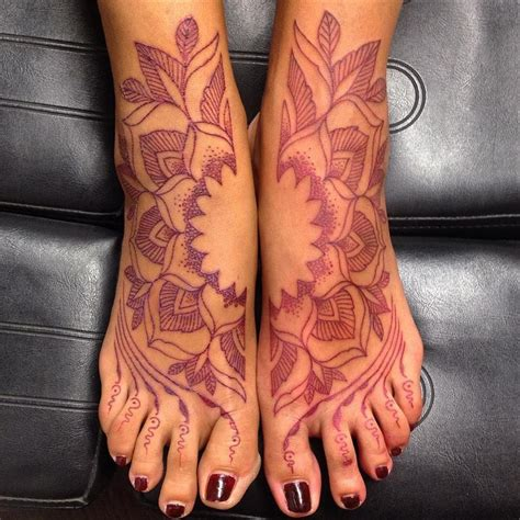 henna tattoo on feet meaning 100 best foot ideas for designs meanings