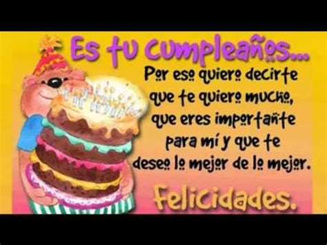 imagenes feliz cumpleaños hermana mayor feliz cumplea 241 os hermano mayor 2016 youtube