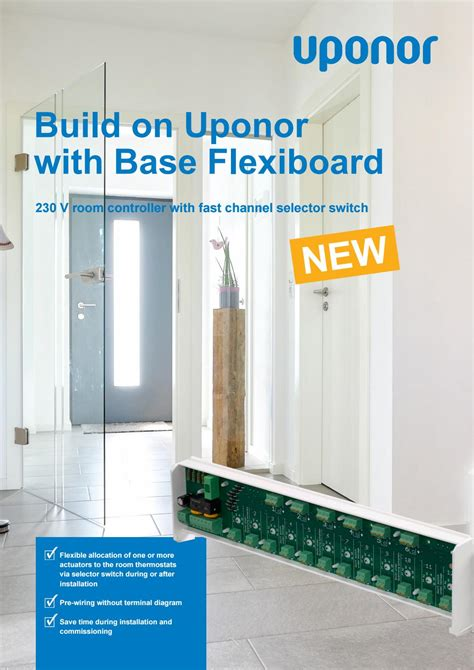uponor underfloor heating troubleshooting images flowchart for