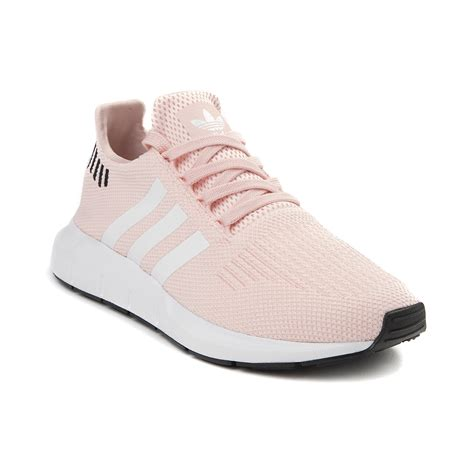womens adidas run athletic shoe pink 436671