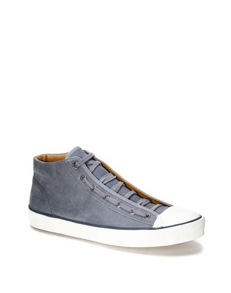 lanvin sneakers lanvin sneakers in gray for lyst