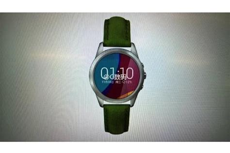 Smartwatch Oppo Oppo Smartwatch Could Recharge In Just Five Minutes