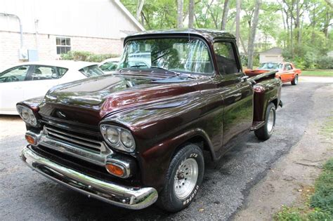 our 59 chevy apache progress on restoration