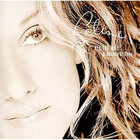 260518 ca line dion all the way all the way a decade of songs celine dion hmv books