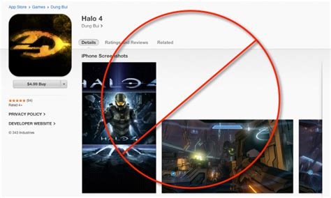 two halo 4 hit the app store