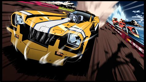F Anime Racing by Redline Redline Anime Style Racing